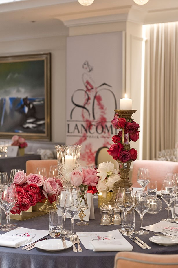 Lancôme celebrates 80 years of French beauty.