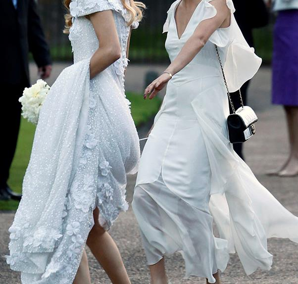 The most iconic wedding dresses in history
