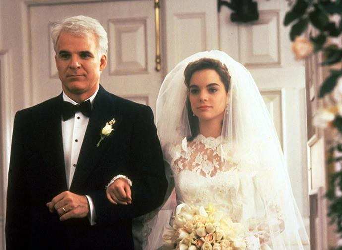 Oh 1991. Remember Father of the Bride? Of course you do. Sniff.