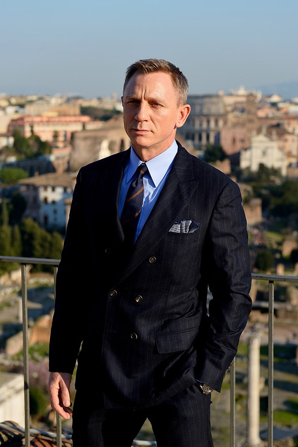 """Is there anything hotter than James Bond talking about gender equality? Probably not. Case in point: """"Women are responsible for two-thirds of the work done worldwide, yet earn only 10 per cent of the total income and own 1 percent of the property... So, are we equals? Until the answer is yes, we must never stop asking."""""""