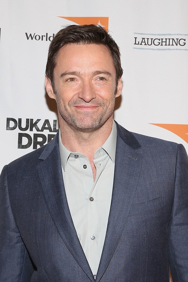 """National treasure and all-round nice guy (and movie star) Hugh Jackman posted this to his Instagram in a feat of awesome-ness -  """"I'm for gender equality because it should've never been any other way!"""" Yeah, he did!"""