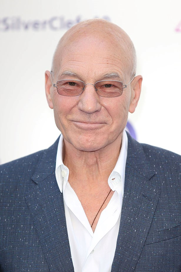 """All-round legend Patrick Stewart is an outspoken activist against violence against women. In one of his many speeches on the topic, he said this:  """"It's in our hands to stop violence against women."""""""