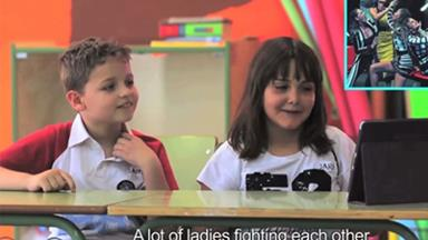 Kids give their opinions on fashion campaigns
