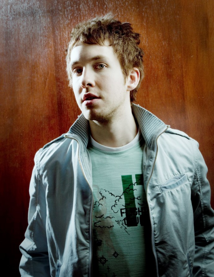 <strong>FEBRUARY 28, 2007</strong><br><br> Meet Calvin Harris. He is getting ready to release his first album, titled I Created Disco. <br><br> GETTY