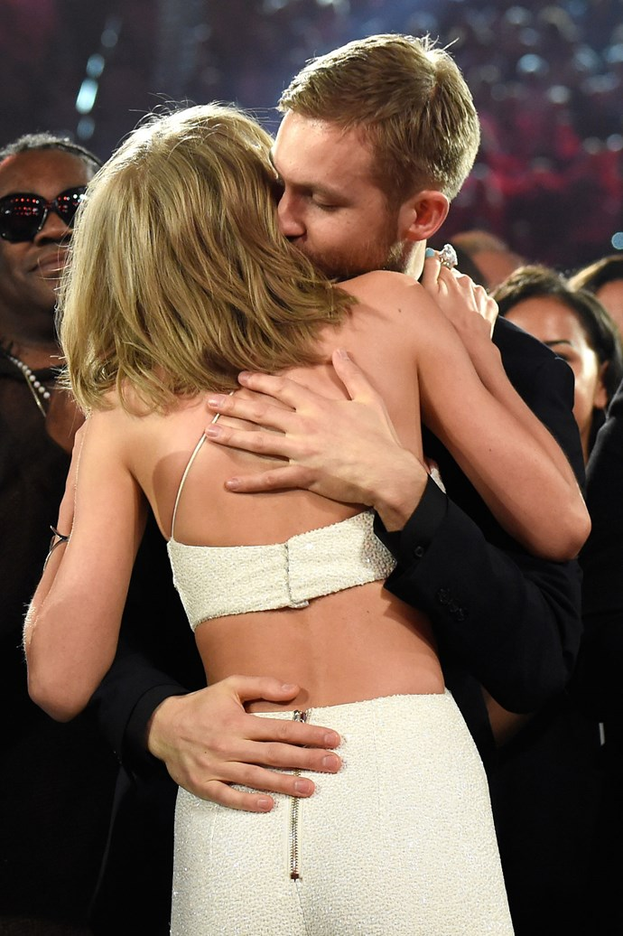 MAY 17, 2015<br><br> He also then started dating Taylor Swift... <br><br> GETTY