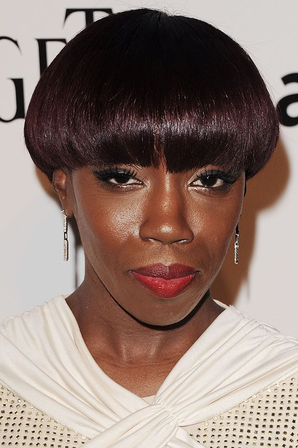 Estelle looked beautiful at the amfAR Inspiration Gala in 2011.
