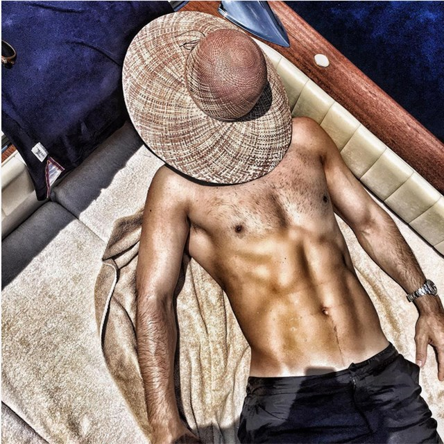 @oliviapalermo I guess I'm sharing my sun hat