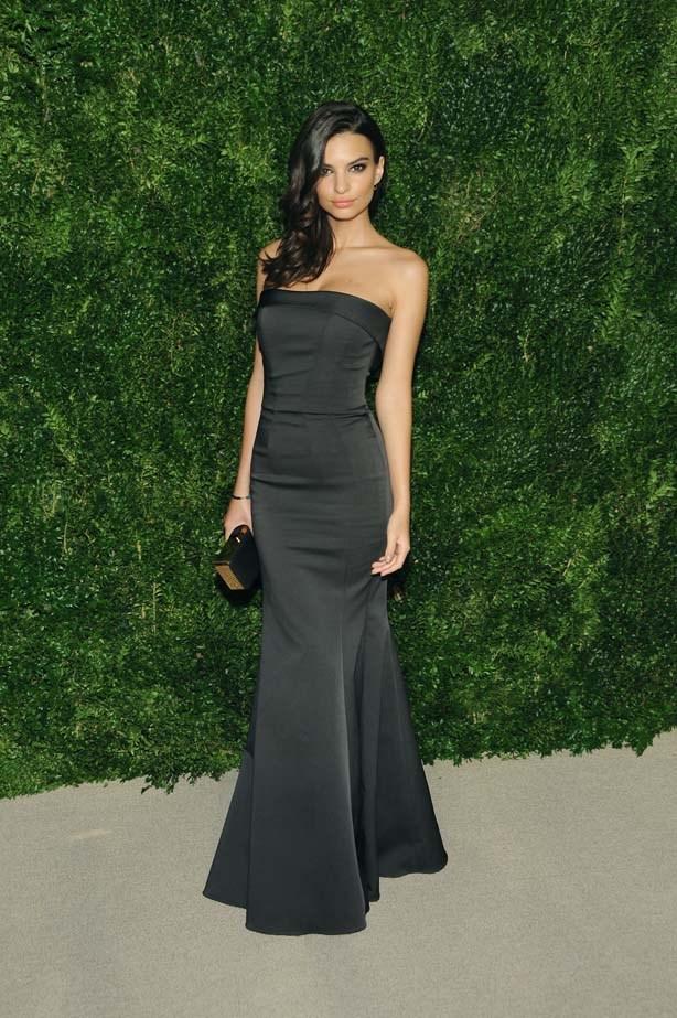 Literally the <em>perfect</em> black dress.