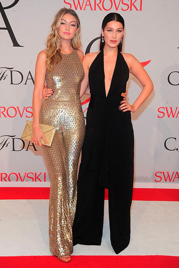 The most stylish celebrity sisters