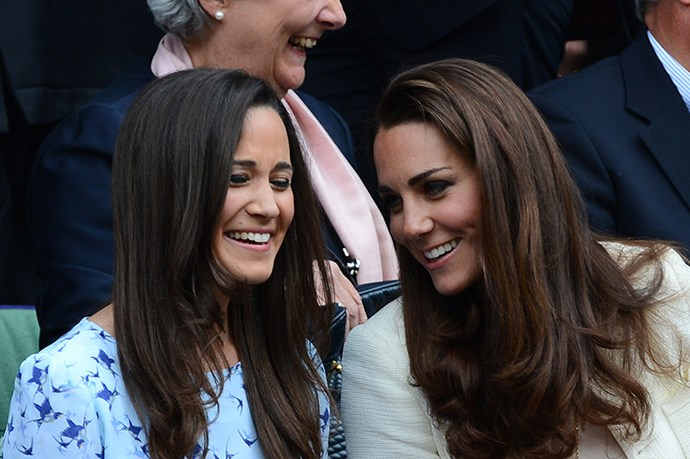 Who could forget these sisters? Pippa and her big sis, the Duchess of Cambridge nailing Sloaney-chic at the tennis in 2012.