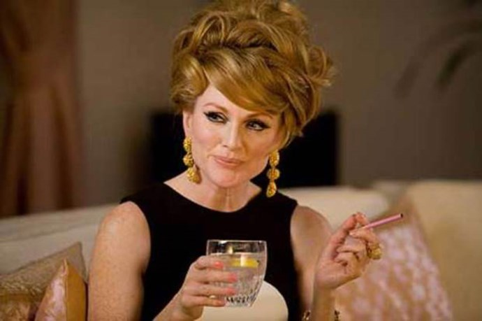 A Single Man, directed by Tom Ford, was always going to be gorgeous. And it is. From Colin Firth's perfect suiting, to everything Julianne Moore wears.