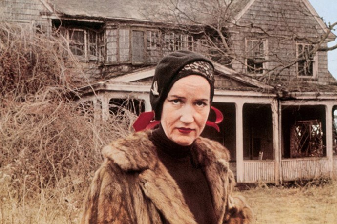 Grey Gardens - the documentary about the eccentric Beale  mother-daughter duo captured a sort of crumbling, fading glamour.