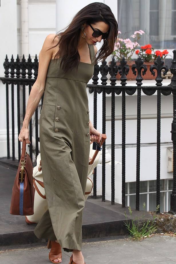5. All hail human rights lawyer and impeccable dresser, Amal Clooney.