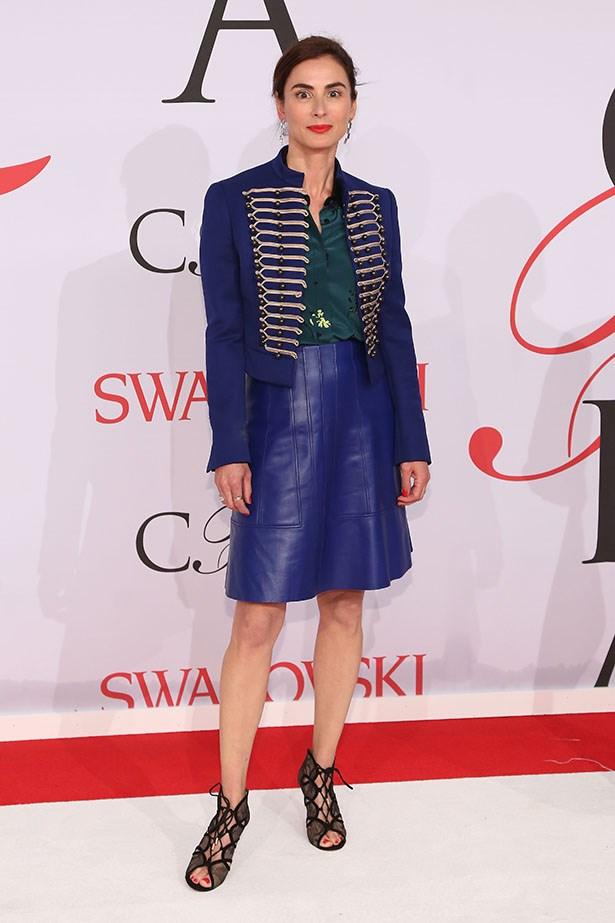 10. Francesca Amfitheatrof, designer director of Tiffany and Co.