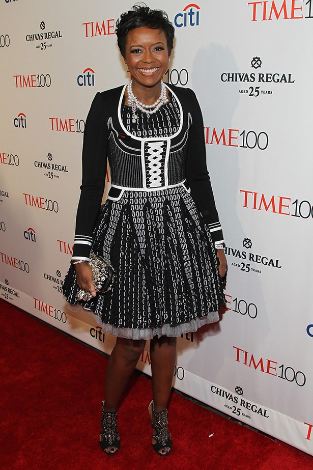 9. Mellody Hobson, investment director.