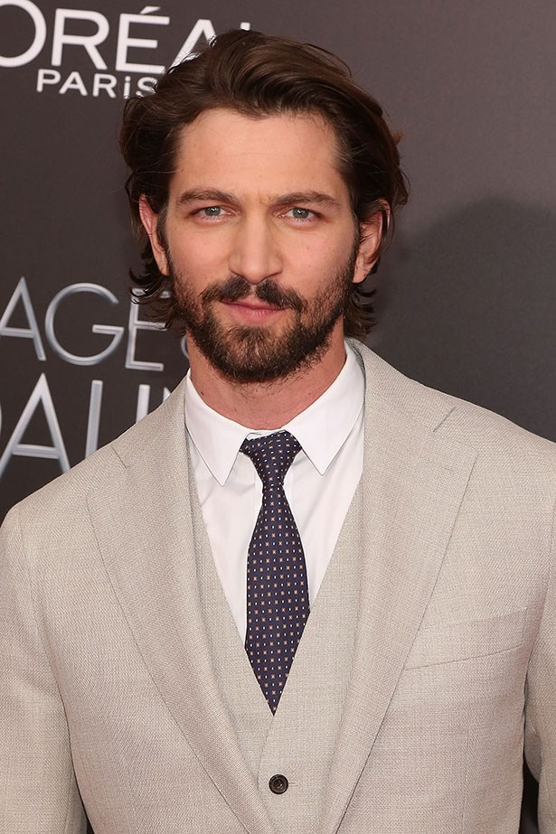 Michiel Huisman is another Game of Thrones alumni suited to the look, and as GQ points out, GoT is a fertile ground for the dandy wildman. All that rugged manliness and that.