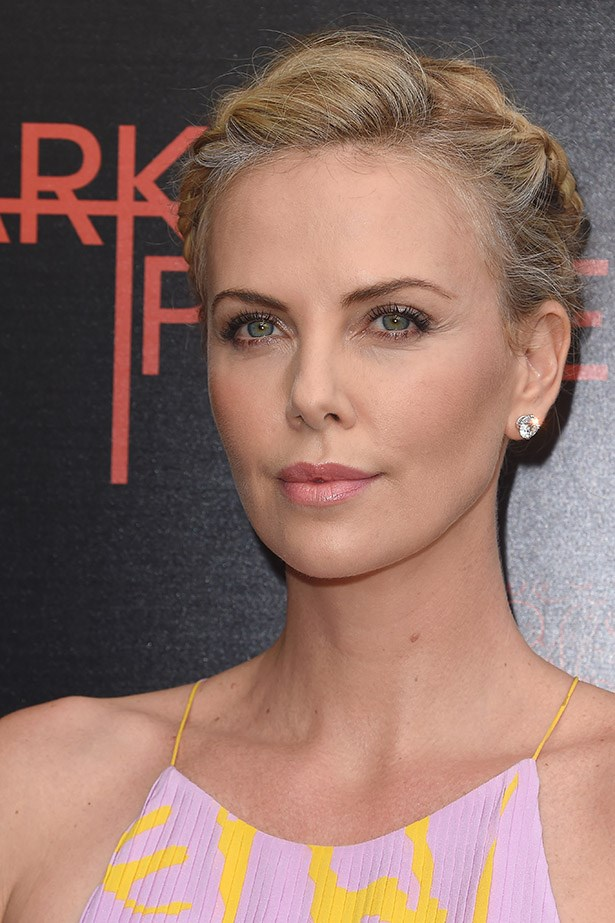 Charlize Theron has the ability to freeze you out with one absent-minded glance.
