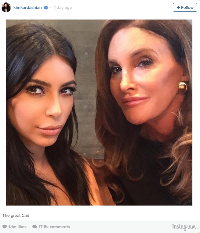 Kim reveals Caitlyn's best nickname ever.