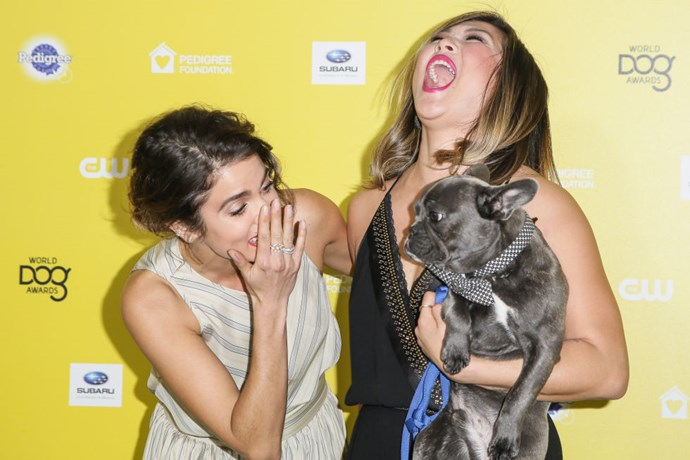 """NIKKI REED AND JENNA USHKOWITZ """"OMG HE DID NOT SAY THAT!"""""""