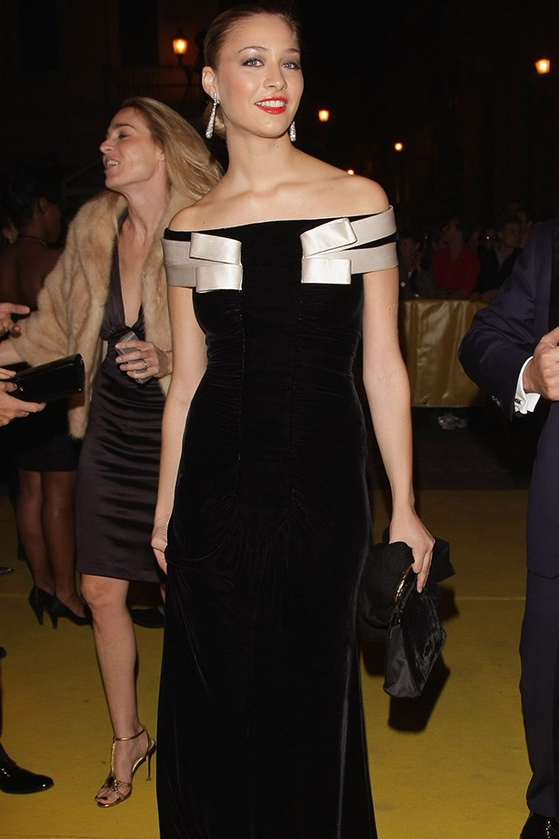 Beatrice Borromeo attends the amfAR's Inaugural Cinema Against AIDS Rome, held at the Spazio Etoile on October 26, 2007 in Rome, Italy.  (Photo by Venturelli/WireImage)