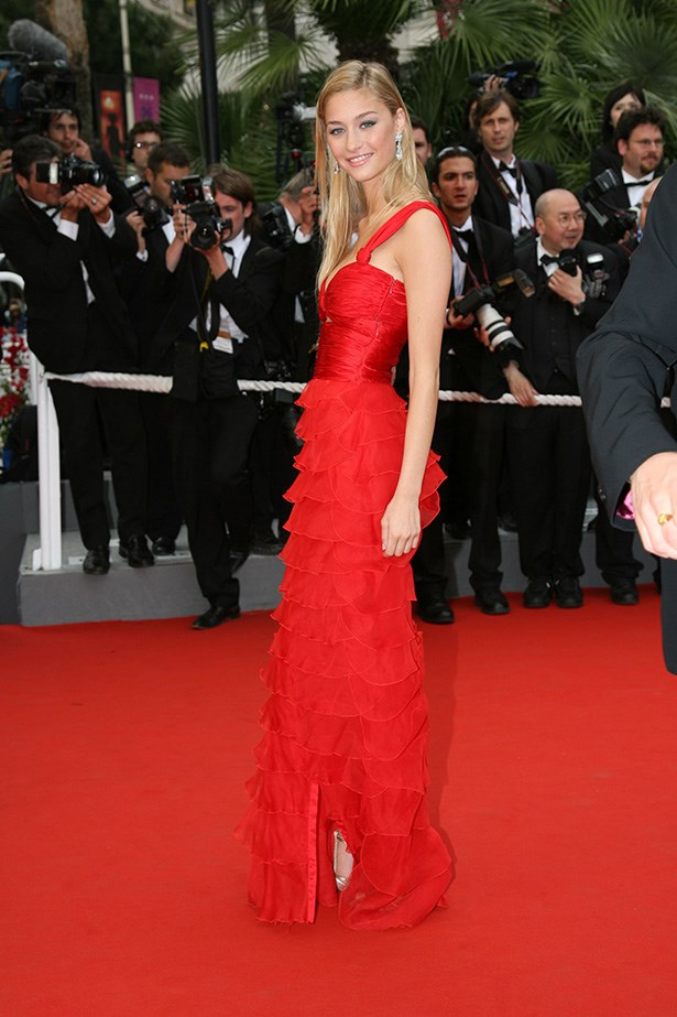 "Beatrice Borromeo during 2006 Cannes Film Festival - ""Babel"" Premiere at Palais des Festival in Cannes, France. (Photo by Daniele Venturelli/WireImage)"