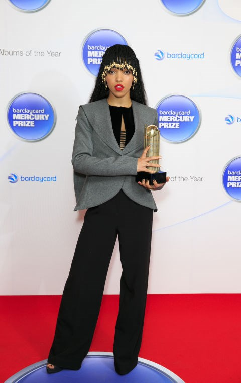 <strong>SEPTEMBER 10, 2014</strong> <BR> At the Barclaycard Mercury Prize nominations launch.
