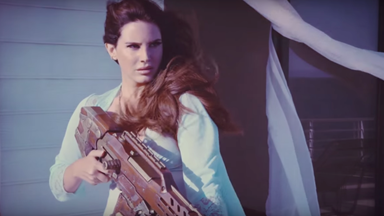 Lana Del Rey's New Music Video Is Here