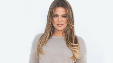 Khloe Kardashian chartered a plane to get a burrito bowl