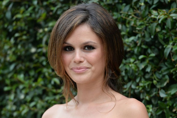 Rachel Bilson's Baby Is Already Copying Blake Lively's Daughter
