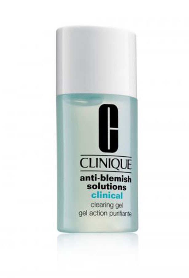 """Anti-Blemish Solutions Clinical Clearing Gel, Clinique<a href=""""http://www.clinique.com.au/product/1672/29793/Skin-Care/Acne/Treatment-Specialists/Anti-Blemish-Solutions-Clinical-Clearing-Gel""""></a>"""