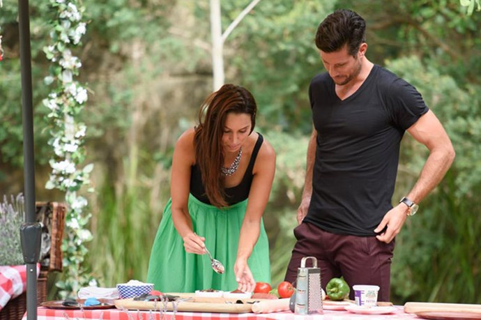11 non sequential observations from The Bachelor