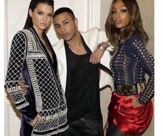 A New Piece From The Balmain For H&M Has Been Revealed