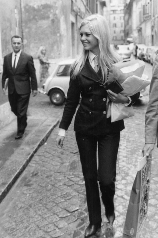 <strong>Brigitte Bardot</strong> in 1967.