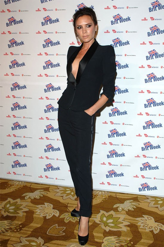 <strong>Victoria Beckham</strong> at an event for Brit Week in 2010.