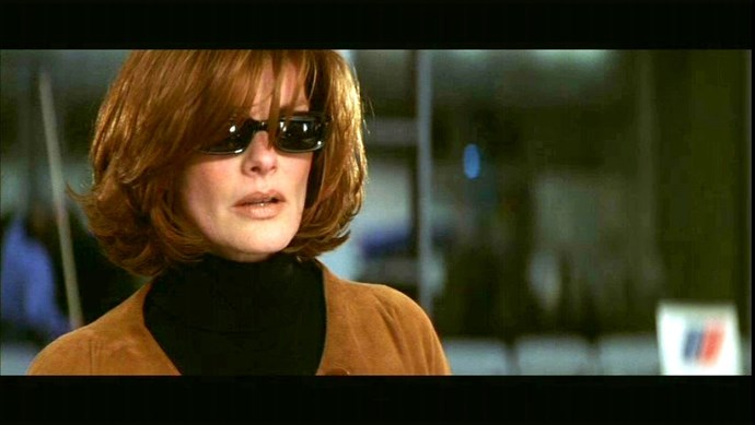 """ELLE Deputy Editor Damien Woolnough says Rene Russo in The Thomas Crown Affair did it for him: """"You can keep your Breakfast at Tiffany's and The Devil Wears Prada. Rene Russo is the embodiment of fashion on film in the 1999 remake of the classic romantic caper The Thomas Crown Affair. The wardrobe was mostly Celine, when Michael Kors was at the helm and the former supermodel wears it well. Full disclosure: you will have to watch Pierce Brosnan but this was way before the Mamma Mia singing debacle."""""""