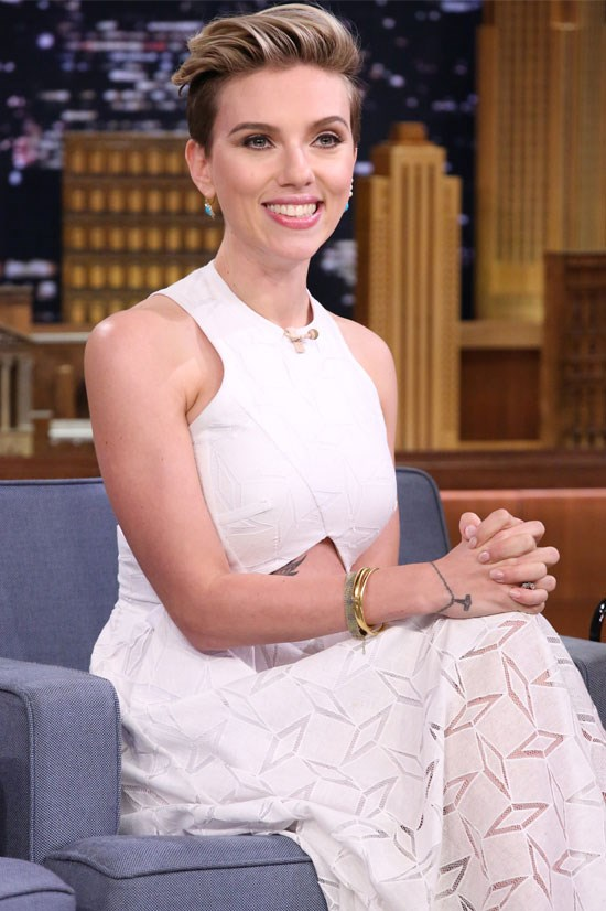 <strong>2. Scarlet Johansson</strong> earned US$35.5 million. Keep smiling.