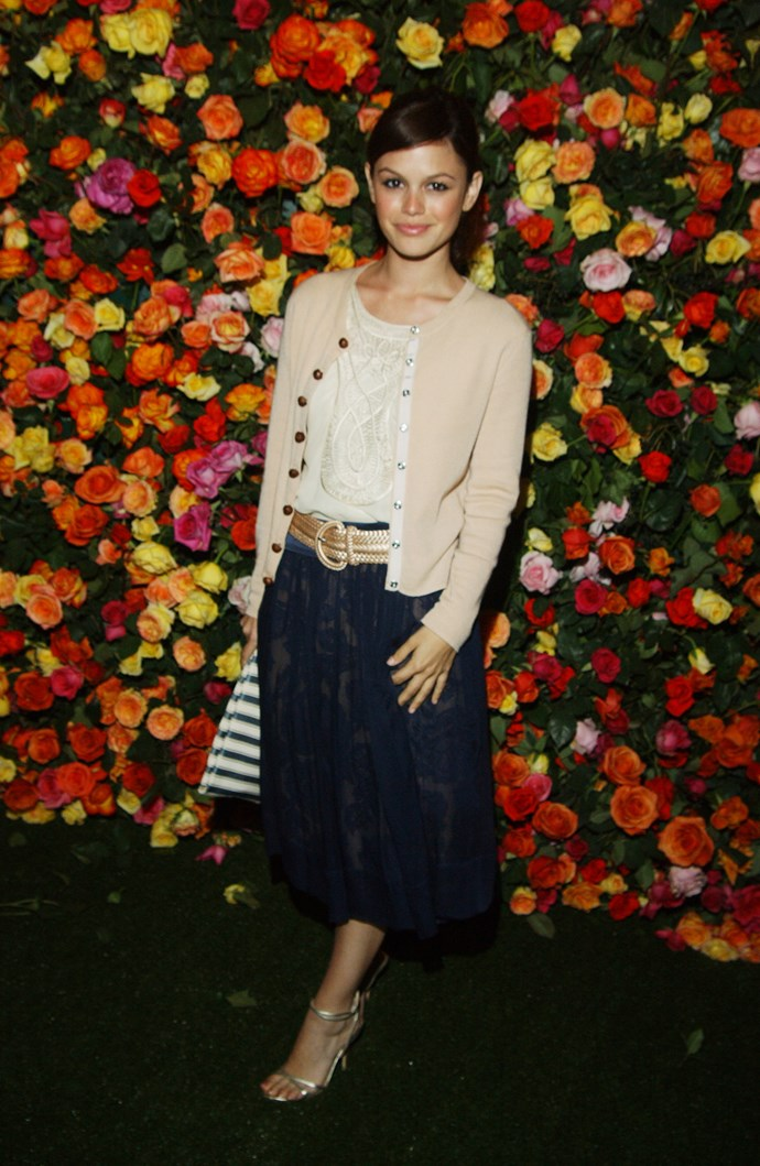 Rachel Bilson during Marc Jacobs Celebrates the Opening of Three Los Angeles Stores - Red Carpet at Marc Jacobs Boutique in Los Angeles, California, United States