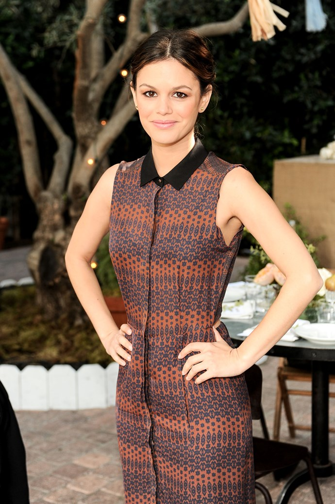 Rachel Bilson attends ShoeMint Celebrates 1 Year Anniversary With Rachel Bilson And Nicole Chavez at Laurel Hardware on November 10, 2012 in West Hollywood, California