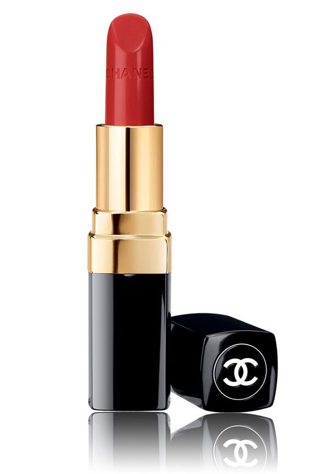 <strong>Parisienne Red</strong> <br><br>Rouge Coco in Gabrielle, $52, Chanel, 1300 242 635