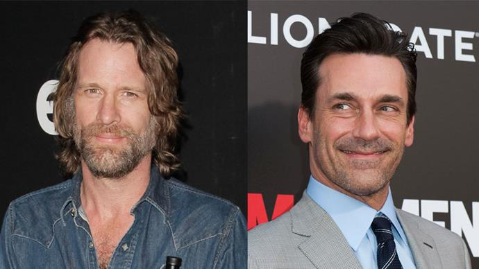 The role of Don Draper in <em>Mad Men</em> was almost played by Thomas Jane, but he turned it down- Cue Jon Hamm, who turned out to be the perfect Don.