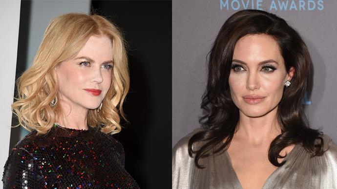 Nicole Kidman was originally cast as Jane in <em>Mr. & Mrs. Smith</em>, but pulled out of the production. Brad Pitt and Angelina Jolie's romance reportedly began on set; would Brangelina even be a thing?!