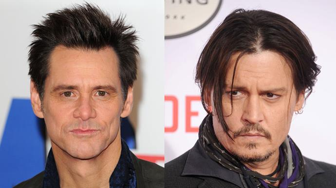 Jim Carrey turned down the role of Captain Jack Sparrow in <em>Pirates of the Caribbean</em> as filming clashed with <em>Bruce Almighty</em>. Depp was so perfect for the role, maybe he was a drunken pirate in another life.