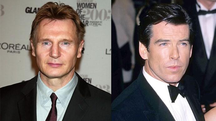 Liam Neeson turned down the role of James Bond in <em>GoldenEye</em> to marry Natasha Richardson in 1994.