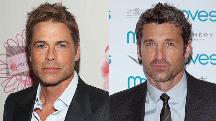 The well-known role of McDreamy in <em>Grey's Anatomy</em> was first offered to Rob Lowe, who turned down the role over another series, <em>Dr. Vegas</em>, which was cancelled after five shows.
