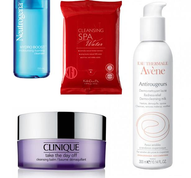 Get in the know: Cleansers for every skin type