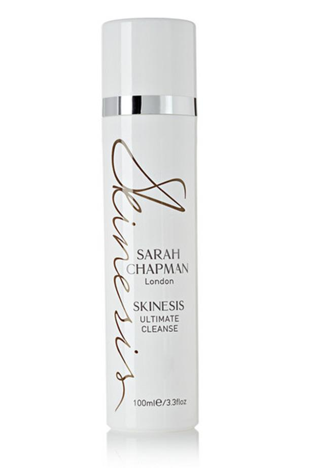 <strong>For a luxurious, skincare indulgence</strong> <br><br>Skinesis Ultimate Cleanse, $68.97, Sarah Chapman, net-a-porter.com