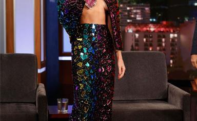 The Wild Wardrobe Of Miley Cyrus