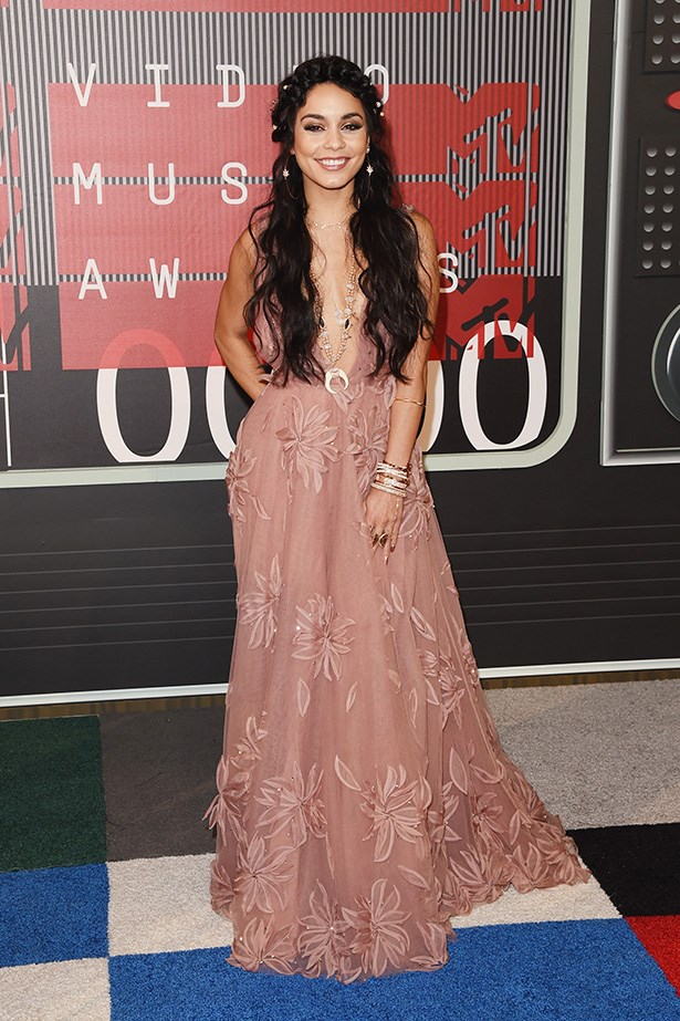 Vanessa Hudgens in Naeem Khan