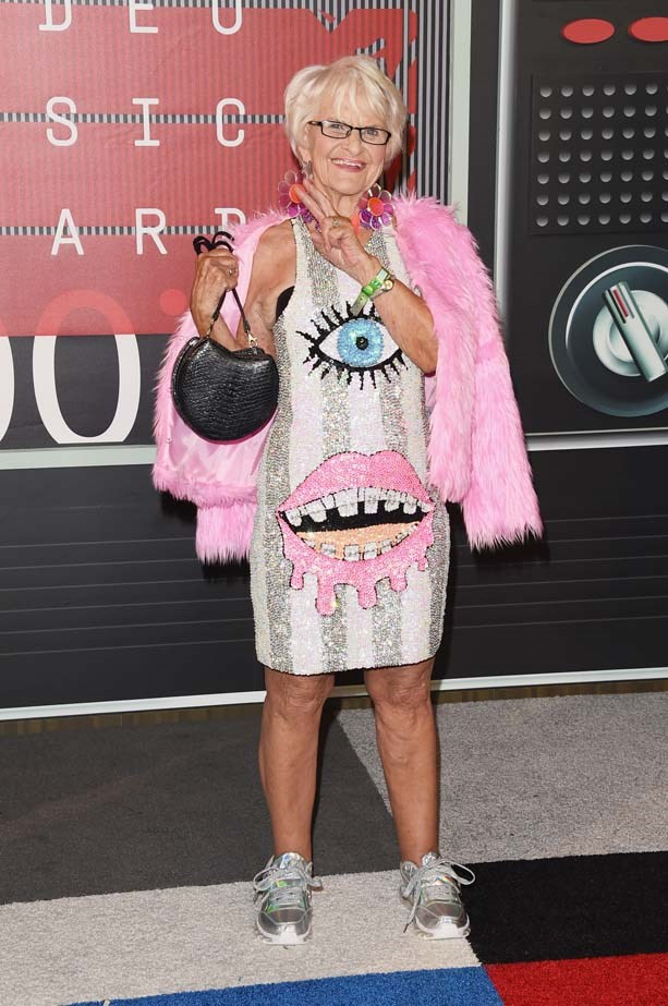 Baddiewinkle also known as Helen Ruth Van Winkle