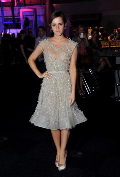 <p><strong>JULY 7, 2011</strong></p> <p>At the after party for the world premiere of Harry Potter and the Deathly Hallows: Part 2 in London wearing Elie Saab Couture.</p>